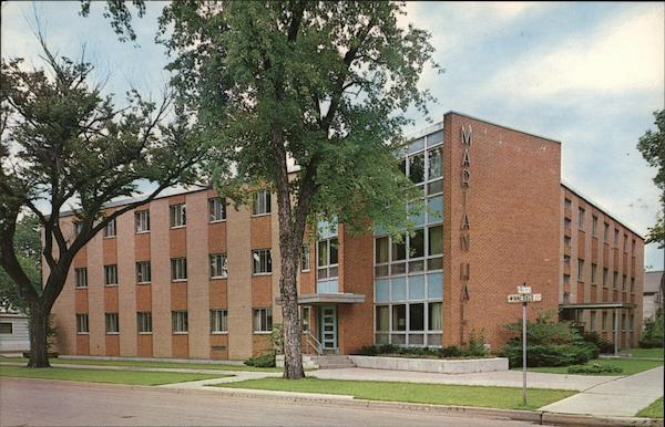 Marian Hall, Student Residence La Crosse Wisconsin
