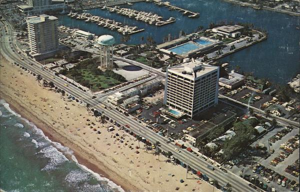 Ramada Inn South Beach Fort Laudersale Florida