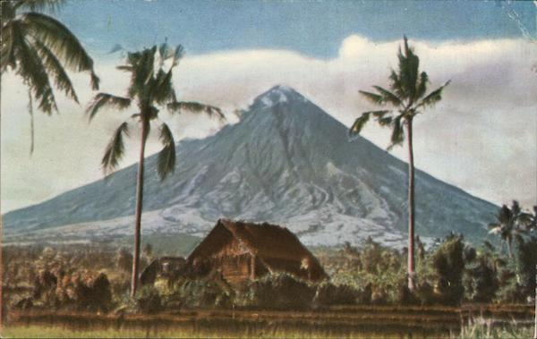 Mayon Volcano Albay Philippines Southeast Asia