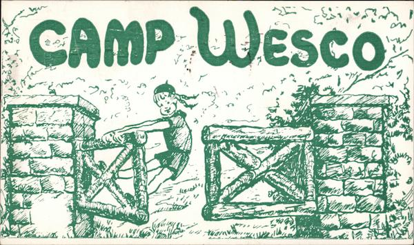 Camp Wesco, Westmoreland Area Girl Scout Camp Stahlstown Pennsylvania