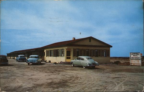 Chicamacomico Motel And Restaurant