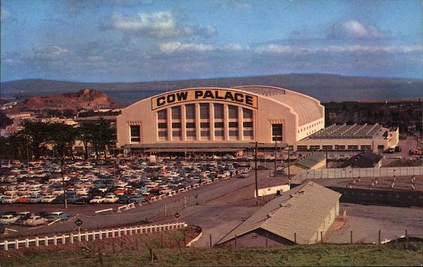 Cow Palace San Francisco California Igor Stchogoleff
