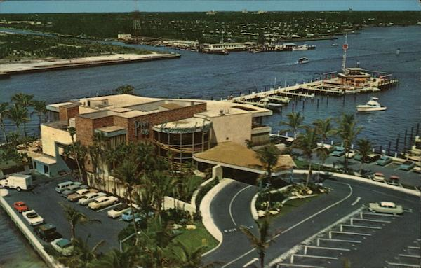 Pier 66 Restaurant - Lounge - Yacht Club Fort Lauderdale Florida