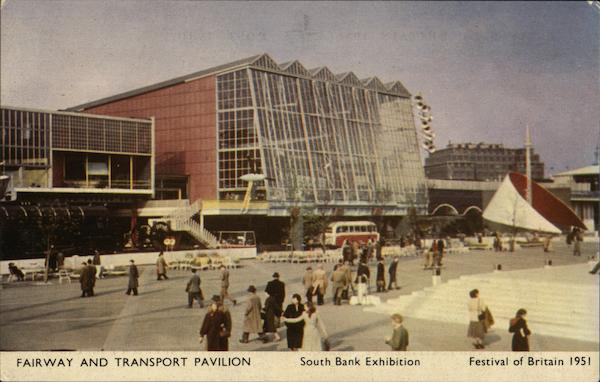 Fairway and Transport Pavilion Exposition