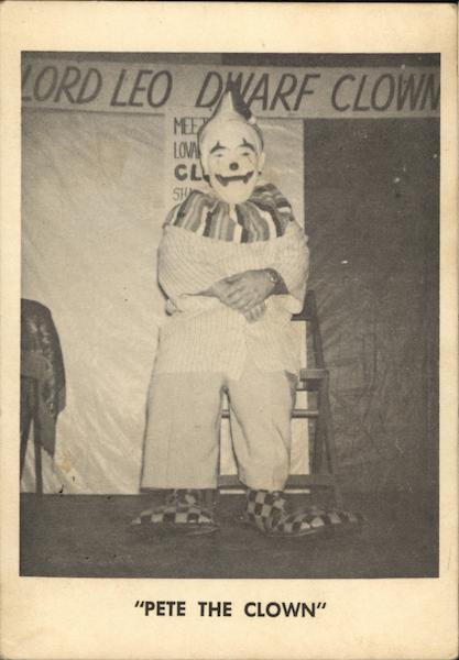 Pete the Clown Circus