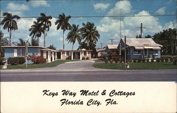 Keys Way Motel & Cottages Florida City