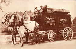 Miller Brewing Comapny - Delivery Wagon