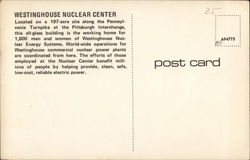 Westinghouse Nuclear Center