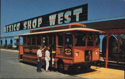 Mexico Shop West-Pedro's Trolley