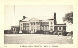 Wells High School