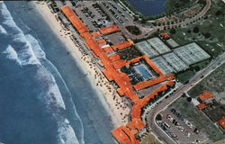 La Jolla Beach and Tennis Club and Apartments