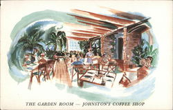 The Garden Room, Johnston's Coffee Shop