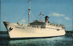 "Eastern Steamship Corp. ""S/S Bahama Star"""