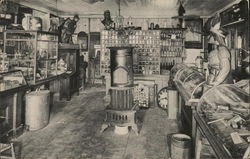 Old Museum Village of Smith's Cloove - Apothecary Shop