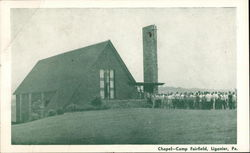 Chapel - Camp Fairfield