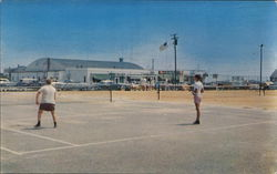 Tennis Courts - 96th Street