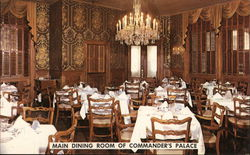 Main Dining Room of Commander's Palace