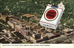 Lucky Strike Cigarette Plant