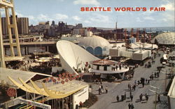 Seattle World's Fair Industrial Exhibits