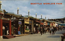 Boulevards of the World, Seattle World's Fair