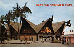 Hawaiian Pavilion, Seattle World's Fair