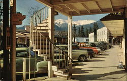Main Street of Weaverville