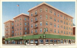 Marysville California Vintage Postcards Images