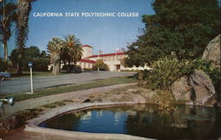 California State Polytechnic College - Administration Building
