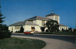 Navel Air Station Chapel