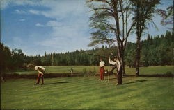Golf Course, Hoberg's Resort