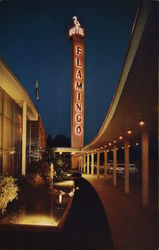 Flamingo Hotel, 4th Street and Farmers Lane