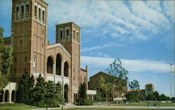 UCLA - Royce Hall and Chemistry Building