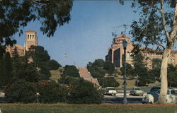 UCLA - Royce Hall