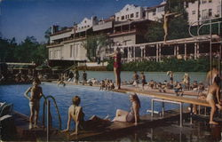 Swimming Pool, Beverly Hills Hotel