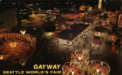 Night on the Gayway, Seattle World's Fair