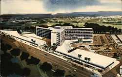 The Beverly Hilton Postcard