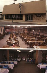 Terry's Cafeteria, 105 E. Greene St. Postcard