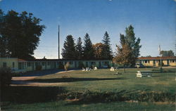 Fairview Motel Postcard