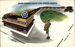 Mars Cheese Castle and Cstle Courts