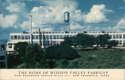 New Braunfels Textile Mills - Mission Valley Fabrics