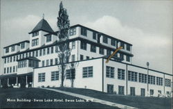 Main Building, Swan Lake Hotel