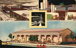San Antonio World's Fair-HemisFair'68
