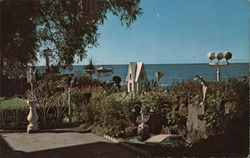 Lake Front Gardens at Crescent Beach Hotel