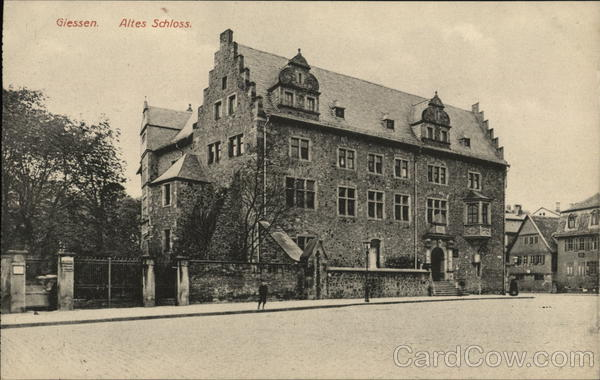 Altes Schloss Giessen Germany