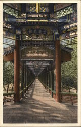 Gallery, Summer Palace Postcard