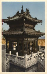 Bronze Pavillion, Summer Palace Postcard