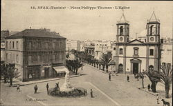 Place Philippe-Thomas, l'Eglise