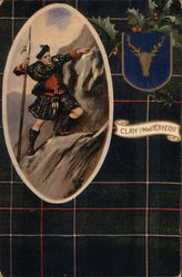 Clan Mackenzie Tartan and Crest