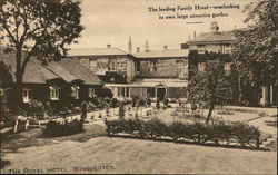 The Royal Hotel Postcard