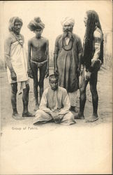 Group of Fakirs